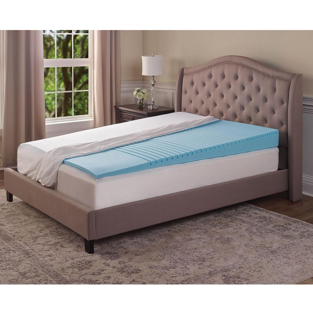 The Inclined Sloped Mattress Topper Twin Size Heartburn