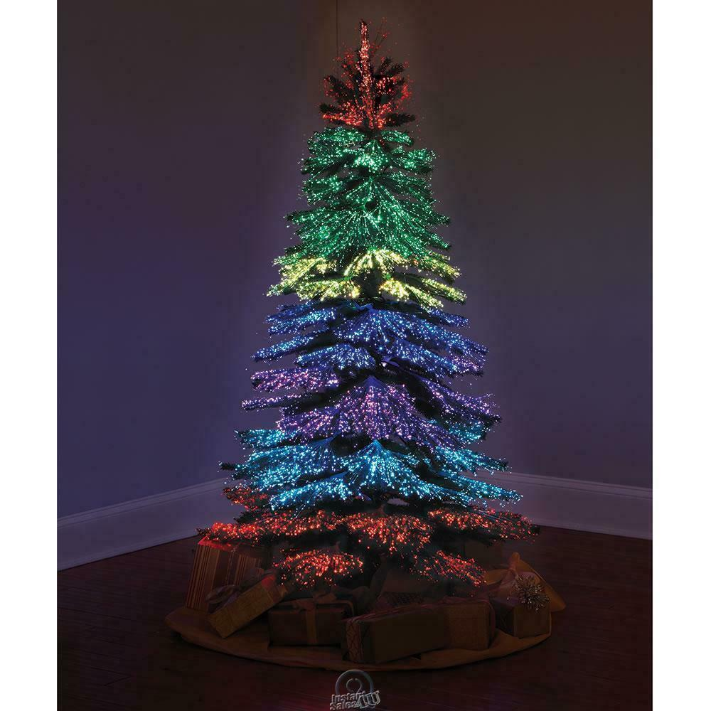 Hammacher Thousand Points Of Light Tree Fiber Indoor
